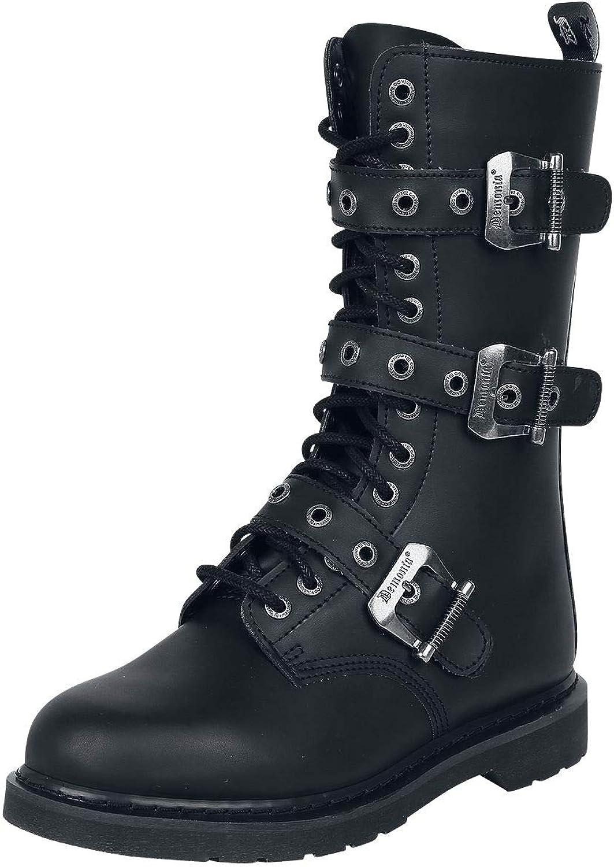 Demonia Mens BOLT-330 BVL Boots