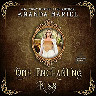 One Enchanting Kiss: Enduring Legacy audiobook cover art