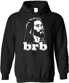 Omacho Jesus BRB Christian Apparel Blend Hoodie