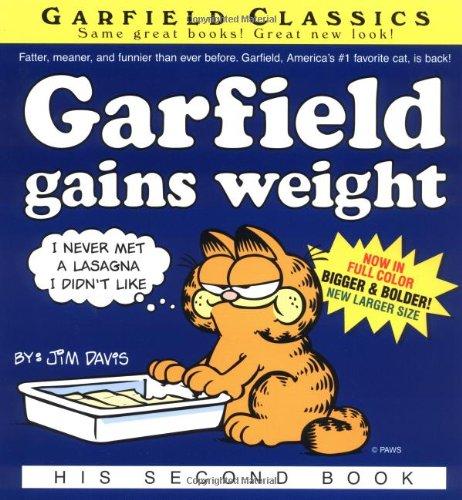 Garfield Gains Weight: His 2nd Book