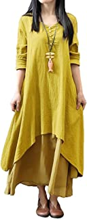 Best vintage indian cotton dress Reviews