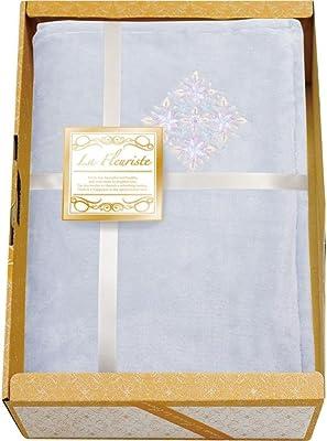 PRAIRIEDOG(プレーリードッグ) 毛布 ブルー 140×190cm