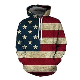 salvare 289d0 2bb28 Amazon.it: felpe americane uomo - Abbigliamento specifico ...