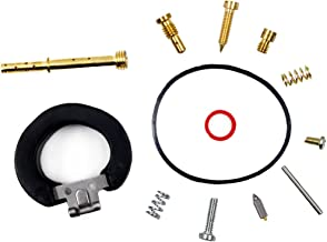 iFJF J24-14101-01 Carburetor Repair Kits for Yamaha G1 Golf Cart 2 Cycle Stroke Engine Gas Car 1978-1981 and 1983-1989 Replacement Carburetor Assembly J24-14101-00