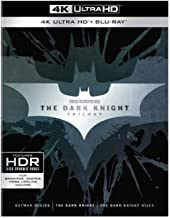 The Dark Knight Trilogy Collection (4K Ultra HD/Blu-ray)