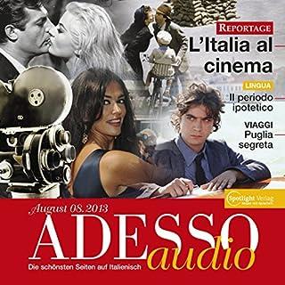 ADESSO audio - Periodo ipotetico. 8/2013 cover art