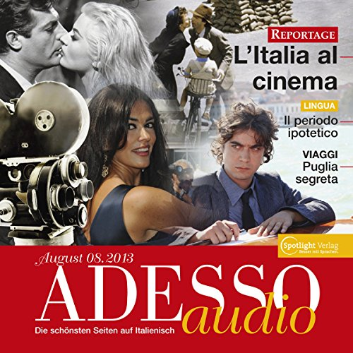 ADESSO audio - Periodo ipotetico. 8/2013 cover art