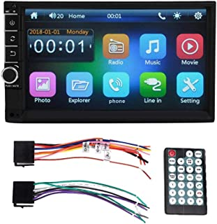 $70 » Car Player Car MP5 Card Machine HD Bluetooth Hands-Free Calling FM Transmitter Reversing MP4 Player Car Accessory