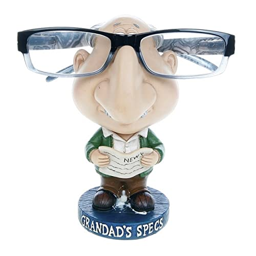 Comical Grandad Spectacles Glasses Stand Holder