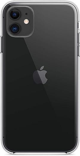 حافظة ابل شفافة (لهاتف ايفون 11 برو ماكس)