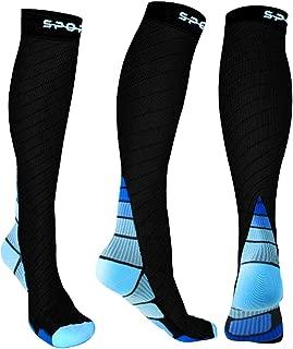 twist compression socks