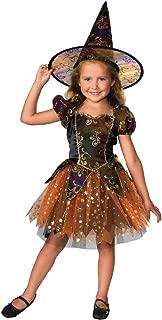 Let's Pretend Child's Elegant Witch Costume, Toddler