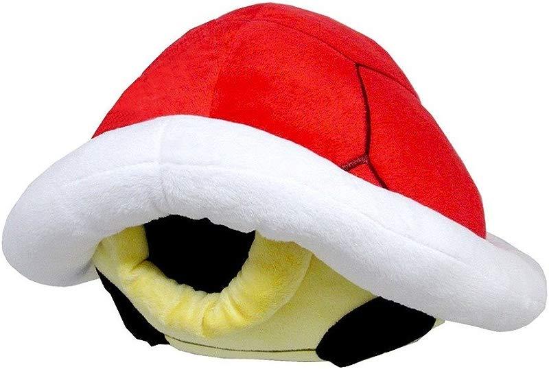 Little Buddy USA Super Mario Series Koopa Shell Pillow Plush 15 Red
