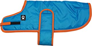 Cozy Dog Coat – Tundra K9 Dog Fleece Coat w/Adjustable Velcro Straps – 808gm Dog Fleece Jacket for Spring & Fall, Comfy Dog Jacket, Functional Dog Fashion and a Soft & Warm Dog Coat for Canines