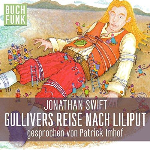 Gullivers Reise nach Liliput Titelbild