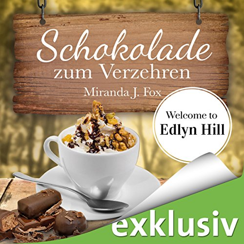 Schokolade zum Verzehren audiobook cover art