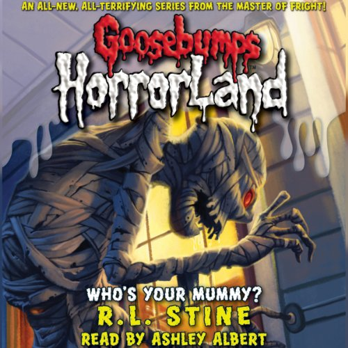 Goosebumps HorrorLand, Book 6 audiobook cover art