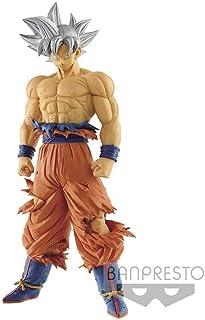 Banpresto. Dragon Ball Super Son Goku Ultra Instinct Figure Grandista Migatte no gokui Disponible DE INMEDIATO