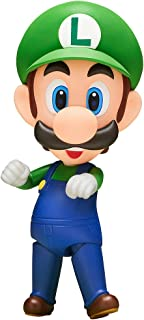 Good Smile Super Mario: Luigi Nendoroid Figure