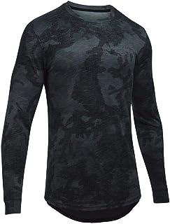 Under Armour Men's Sportstyle Long Sleeve Graphic Tee, Asphalt Heather, 4XL
