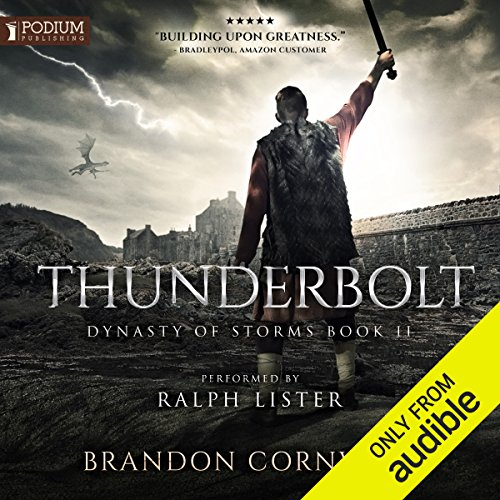 Thunderbolt audiobook cover art