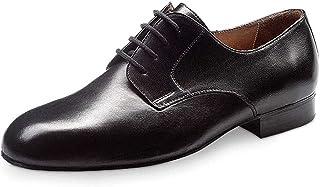 Diamant Hommes Chaussures de Danse 179-025-038 Confort Vernis Noir 2 cm Standard Made in Germany