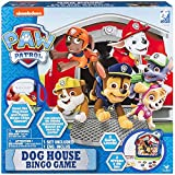 Paw Patrol Dog House Bingo Game for Kids Featuring Marshall Rubble Chase Rocky and More