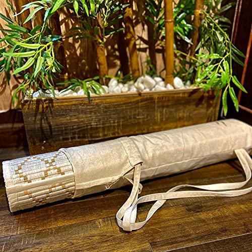 best yoga mat for 2021 Yoga Mat,Natural Sambhu Grass Yoga Mat, Eco-friendly, Non Slip Yoga Mat 2021, Best Yoga Mat, Yoga Accessories 6 feet * 2 feet
