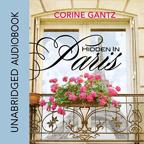 Hidden in Paris audiobook cover art