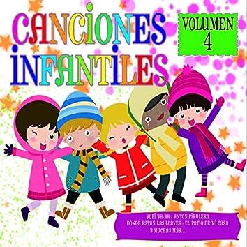 Canciones Infantiles, Vol. 4