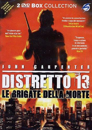 Distretto 13 - Le Brigate Della Morte (Special Edition) (2 Dvd)