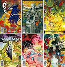 Sandman Overture Issue 1-6 Cover A Set (Cover B Sets in Collectibles) - Bundle of SIX Vertigo Comics
