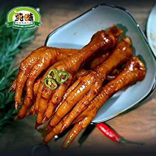 Chunwei Cooked Spicy Chicken Feet