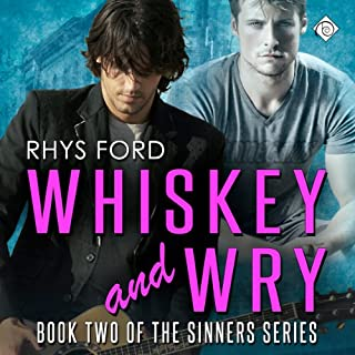 Whiskey and Wry cover art
