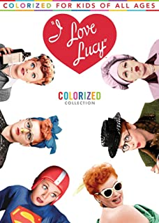I Love Lucy: Colorized Collection [Edizione: Stati Uniti] [Italia] [DVD]