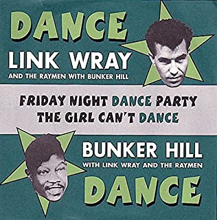 Friday Night Dance Party [7 inch Analog]