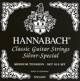 Las legendarias SilverSpecial, Cuerdas profesionales para guitarra clásica Agudos con redondeados de precisión, Graves con plateado de alta calidad Tratamiento anticorrosión del entorchado Medium tension, tensión media Hechas en Alemania