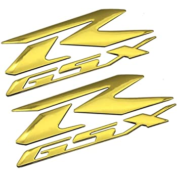 Farbwahl Suzuki reflektierend GSX-R K1 k2 k3 k4 k5 k6 k7k k8 k9 600 750 1000ccm 4x Felgenaufkleber