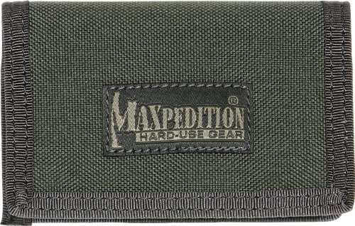 Maxpedition MICRO Wallet Bag, Foliage Green, standard size
