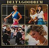 Songtexte von Delta Goodrem - I Honestly Love You