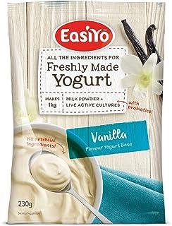 EasiYo EasiYo Everyday Vanilla Yogurt 230 g
