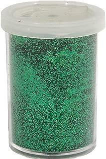 Ultra Fine Green Craft Glitter 15g One Size