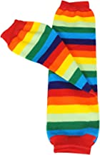 Wrapables Girls' Animals and Fun Colorful Baby Leg Warmers