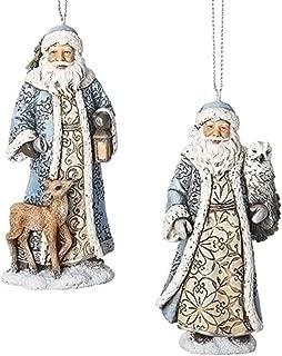 Best blue santa claus ornament Reviews