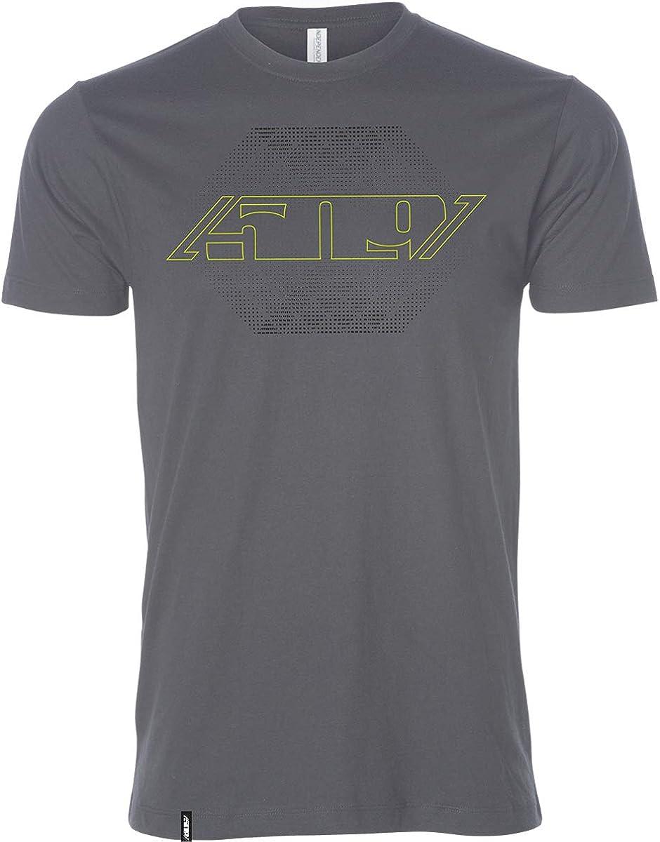 509 Covalent Tech T-Shirt Gray Medium Charcoal Store - Sale