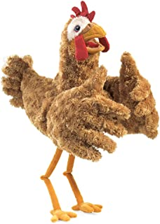 Folkmanis Puppets - 2861 - Marionnette et Théâtre - Chicken