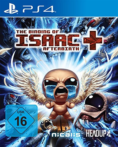 The Binding of Isaac: Afterbirth+ - [PlayStation 4]