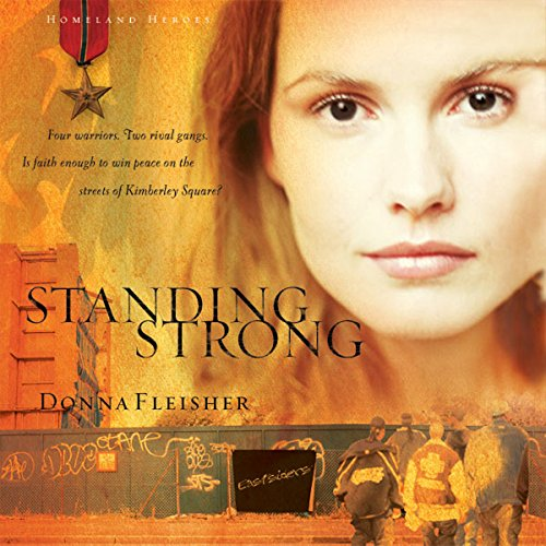 Standing Strong  audiobook cover art