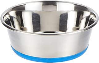 KRUUSE Buster Stainless Steel bowl blue base SS 0.525L