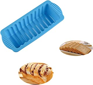 ARTEM Toast Mold Silicone Cake Mold with High Temperature Rectangular Nonstick Toast Mold Bread Baking Mold for Ovens,Microwaves,Family,Moms